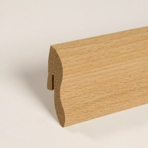 Jetzt bei Leiste24: Holz Sockelleisten günstig kaufen