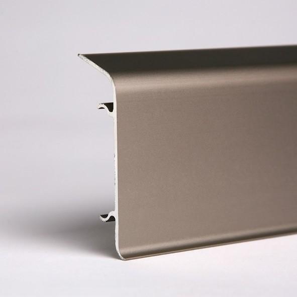 Jetzt bei Leiste24: Moderne Metallsockelleisten günstig bestellen