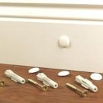 3 Dinge, die man beim Verlegen von Sockelleisten nicht tun sollte