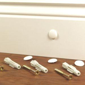 Beliebt Sockelleisten montieren - Welche Methoden gibt es? Leiste24 QC52