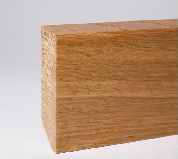 Sockelleisten von leiste24 in unterschiedlichen Holzarten bringen mehr Vielfalt in die Wohnung