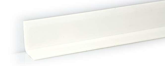 Weichsockelleisten - die perfekte Sockelleiste für PVC-Böden