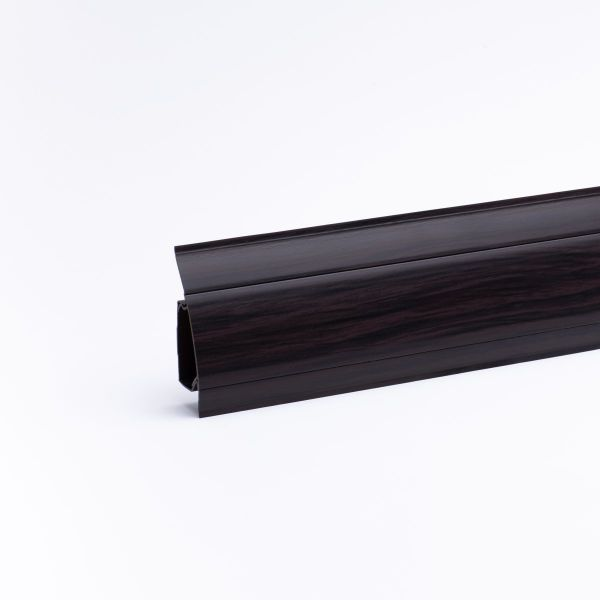 Duo-Soft Flexleiste 65mm Wenge