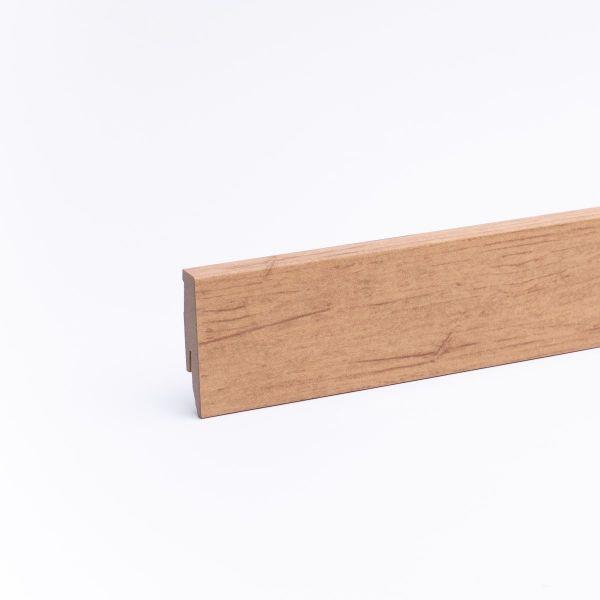 Sockelleiste mit Holzoptik 60mm Pinie rustico