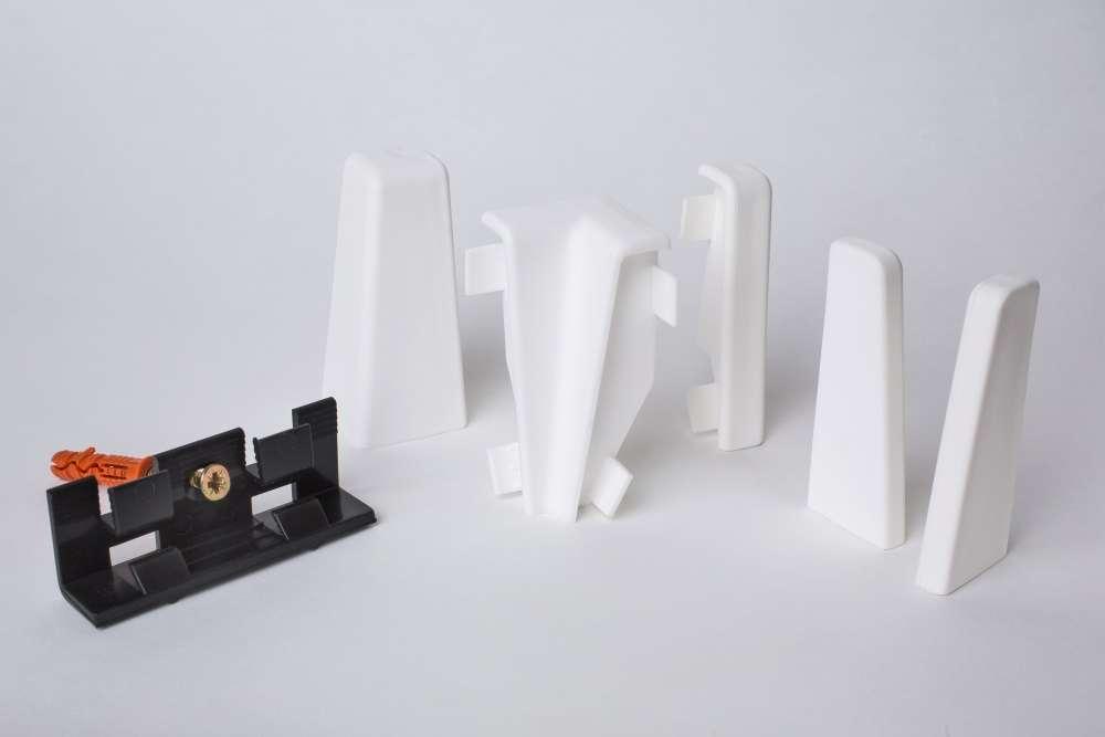 sockelleisten weiss 60mm sh64 kyushucon. Black Bedroom Furniture Sets. Home Design Ideas