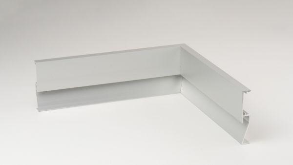 Innenecke 358 für LED-Sockelleiste 13 x 80mm